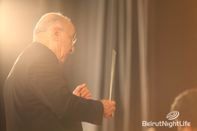 Walid Gholmih and His Philharmonic Band @ USJ
