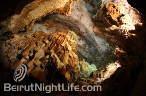 Jeita Grotto Lebanon