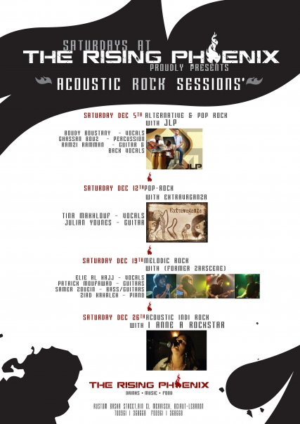 Accoustic Rock Sessions