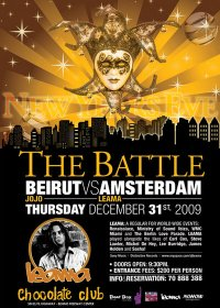 The Battle NYE