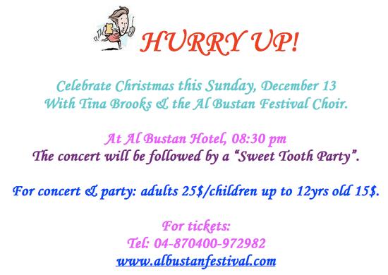 Christmas @ Al Bustan Festival
