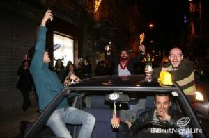 Gemmayze Street NYE Celebrations
