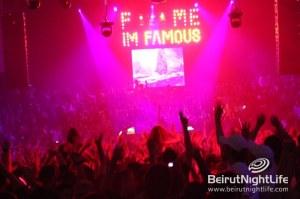 David Guetta Beirut 2008