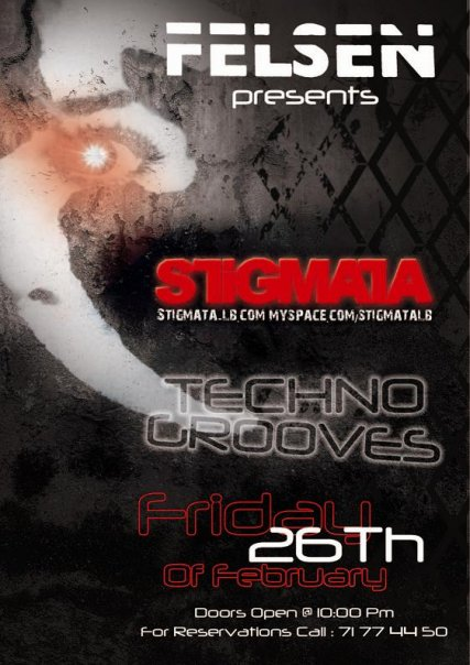 Techno Grooves at Felsen Club Monot