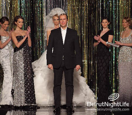 Tony Ward 2010 Collection