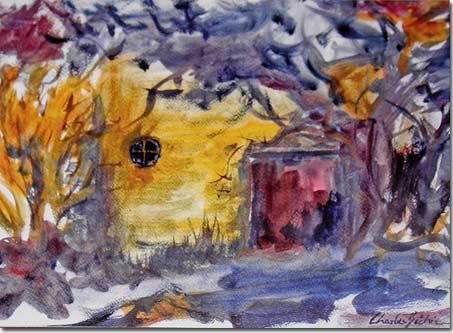 Charles Béchir – Galerie Surface Libre d'art
