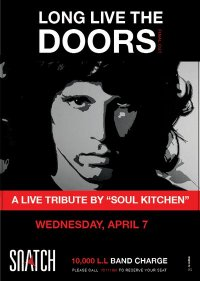 Soul Kitchen's at Snatch