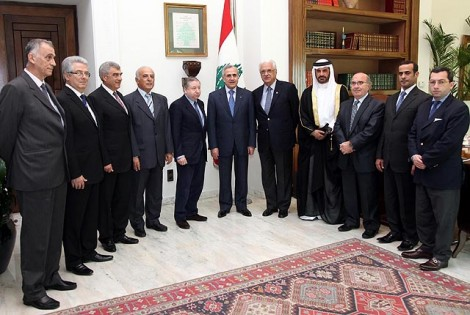 FIA President Todt and Ben Sulayem visit Lebanon