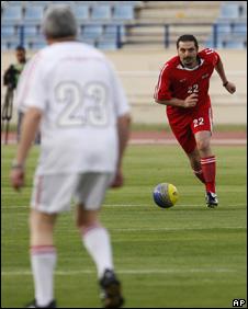 Lebanese Unity Match