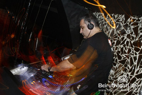Said Mrad at L-Club