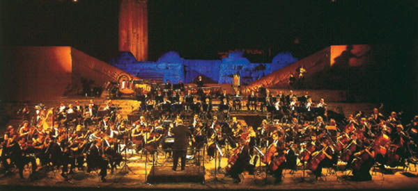 The Lebanese National Orchestra for Oriental-Arabic Music