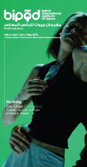 No.thing- Spectacle de Danse au «bipod Dance Festival»