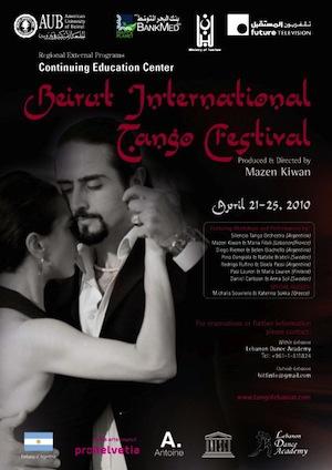 Beirut International Tango Festival