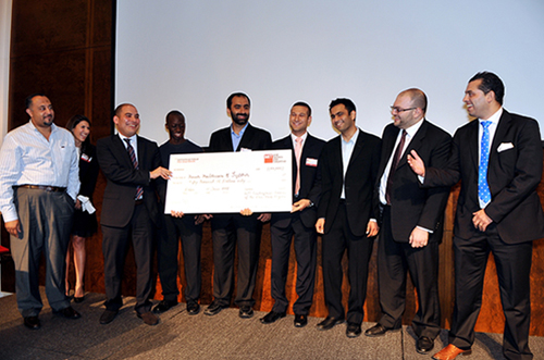 Lebanon Team Vying for $50,000 Prize Money and Mentorship Opportunities at MIT Business Plan Competition