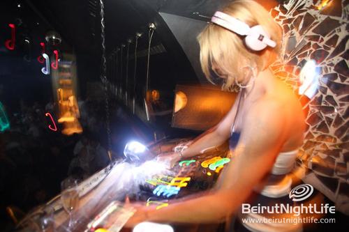 Niki Belucci at L-Club