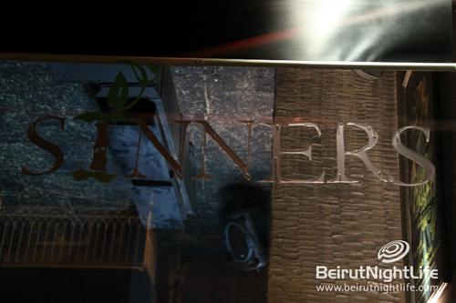Sinners Pub- Gemmayzeh Beirut