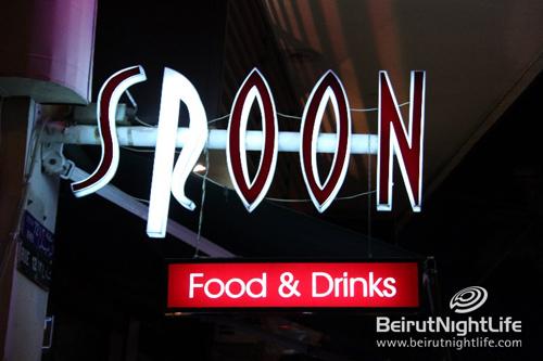 Spoon- Gemmayzeh Beirut
