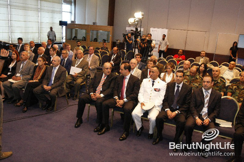 Beirut Boat Show 2010- Press Conference