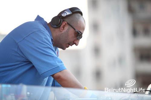 Exclusive BeirutNightLife.com: DJ Lethal Skillz 'The PhonoSapien Monk'