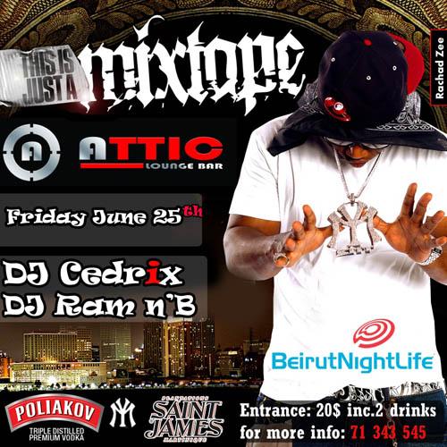Mixtape Rn'B night