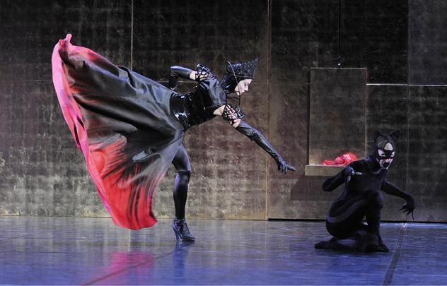 Beiteddine Festival 2010- Ballet Preljocaj/ Blanche Neige