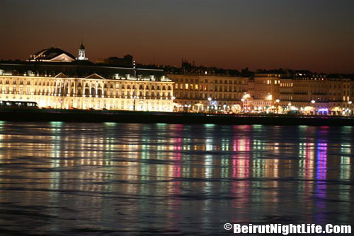 Around the World: Bordeaux- France