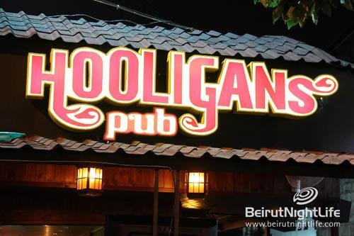 Hooligans Pub- Jounieh