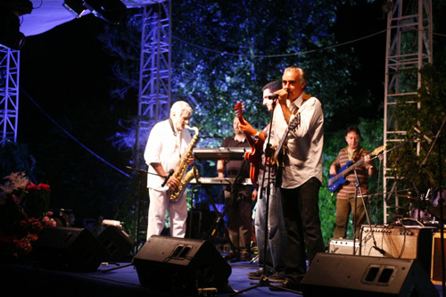 Deir El Qamar International Festival 2010: Musical Colors