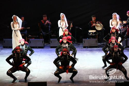Batroun International Festival 2010- SUKHISHVILI