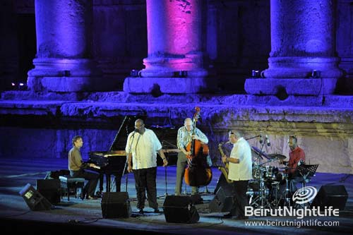 Baalbeck International Festival 2010: Kevin Mahogany Quintet