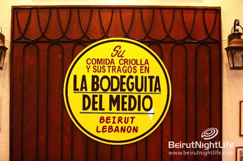 El Bodeguita Del Medio