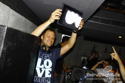 BMC: Fredrick Stone & Dash Berlin at Brut