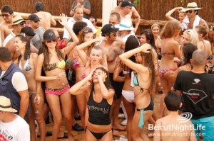 The Perfect Combination: FTV arabia & Eddé Sands bring the biggest ever beach party!!