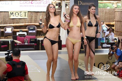 2010 Summer Fashion Festival- Edde Sands