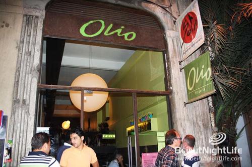 Summer in Beirut: Olio Pizzeria Gemmayzeh
