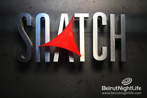 Summer in Lebanon: Snatch Gemmayzeh