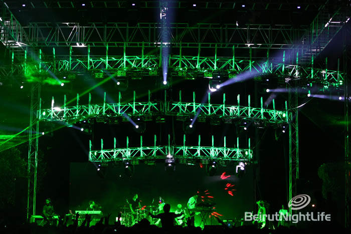 Above & Beyond live in Beirut 03