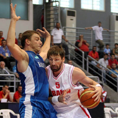 Lebanon demolish Kazakhstan at Stankovic Basketball Cup 2010