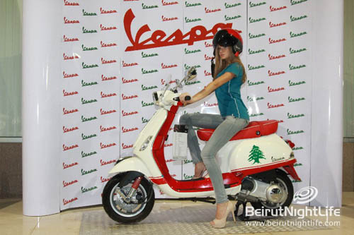 Italy Vespa Exhibition