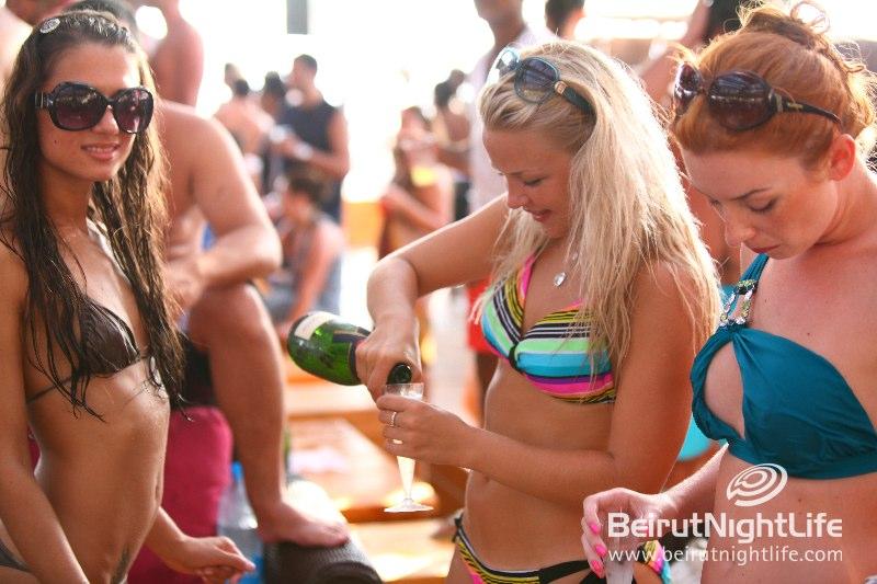 Summer Craze hit Eddé Sands Byblos again!