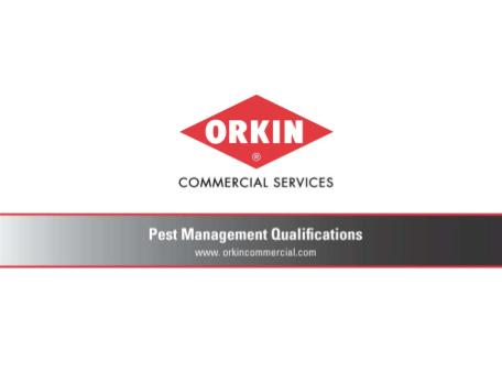 Trust Orkin