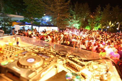 ALTI-TUNES 2010 at Mzaar Summer Festival