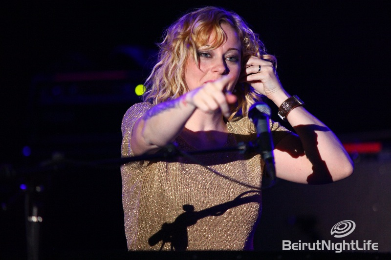 Beirut Rock Festival09 Day1