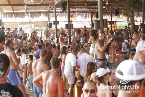 Eddé Sands Beach Bar Revolution!!