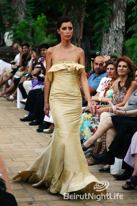 Edward Arzouni Fashion Show