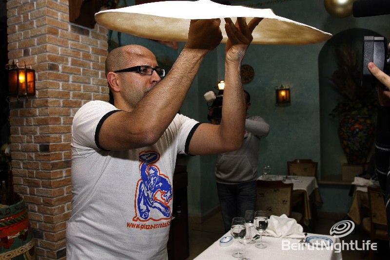 El Sciciliano Pizza Show