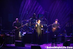 Julio Iglesias Live in Lebanon at Biel, Beirut