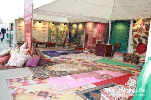 L'exposition Faqra