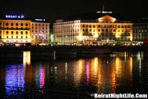 Around the World: Geneva by Night