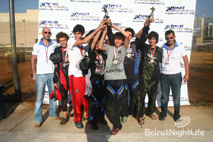 Xtrem Paintball Championship 09